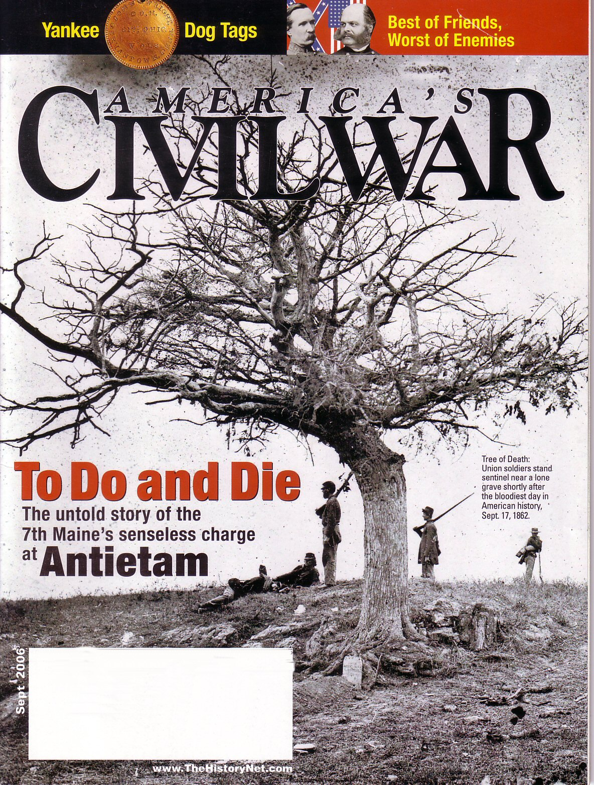 Americas Civil War, Volume 19, Number 4 (September 2006)