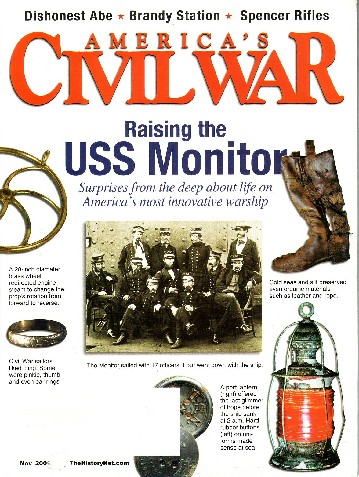 Americas Civil War, Volume 19, Number 6 (November 2006)