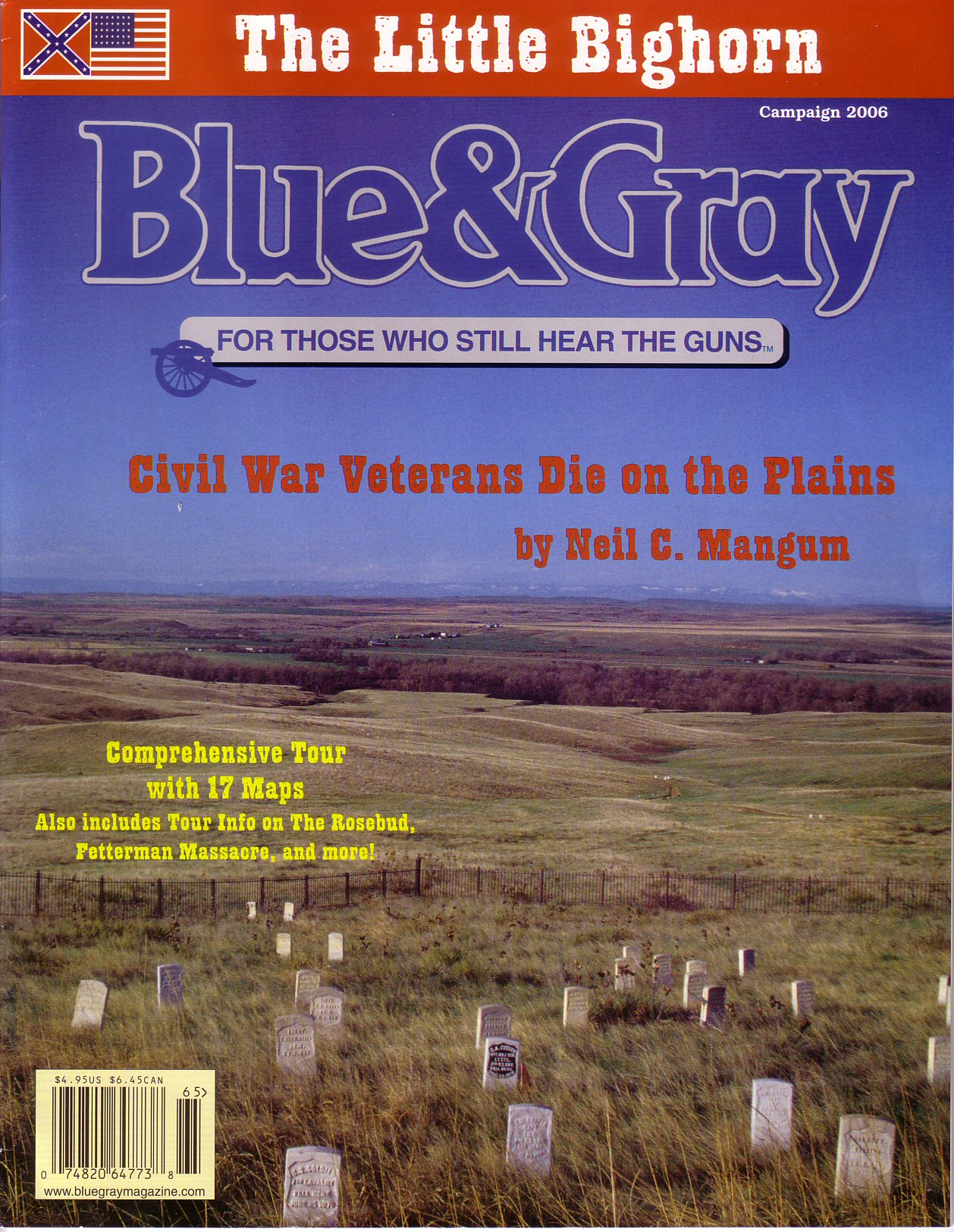Blue & Gray Magazine, Volume 23, Number 2 (Campaign 2006)