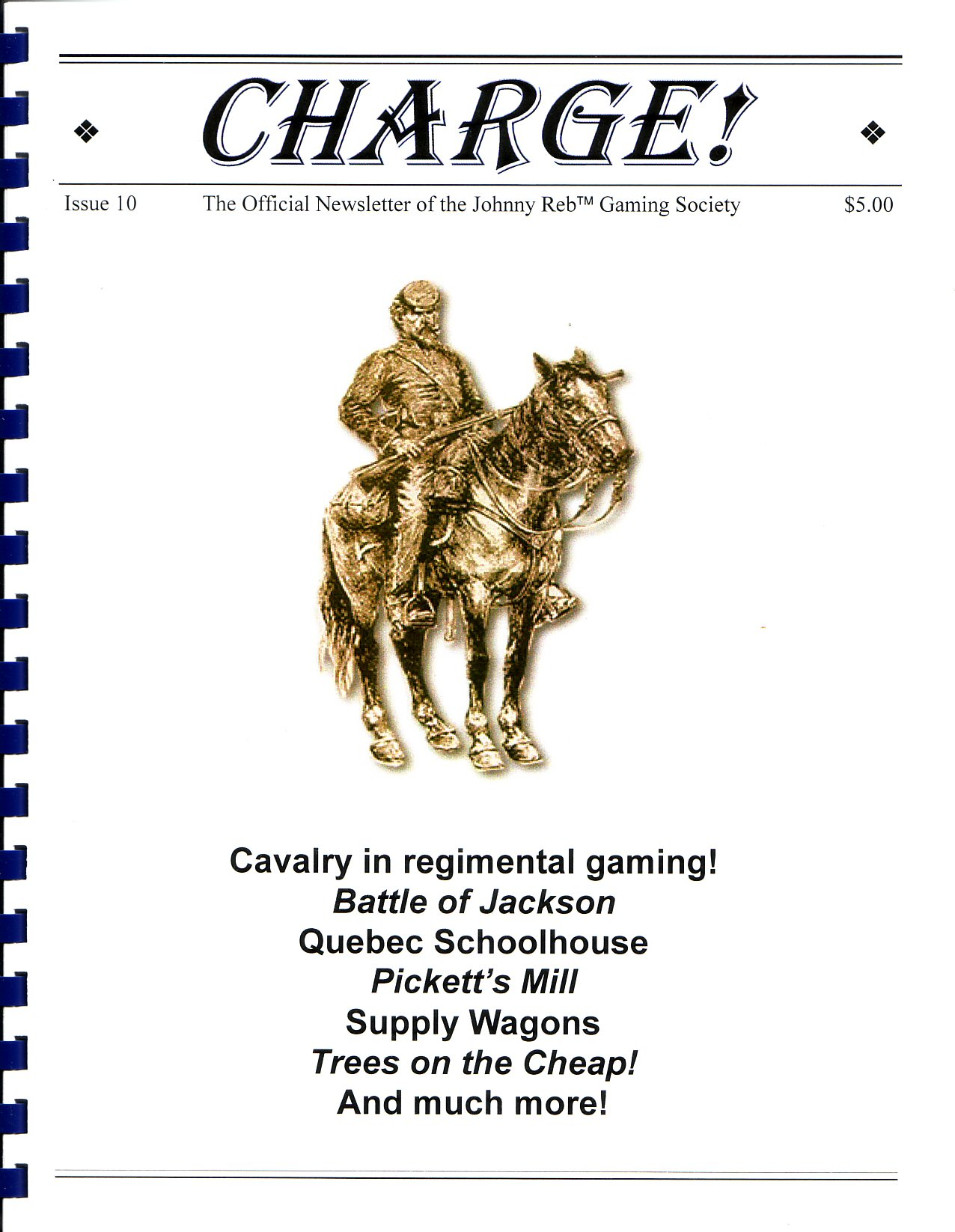 Charge!, Issue 10