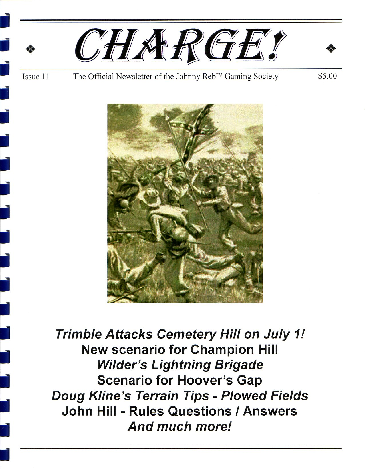 Charge!, Issue 11