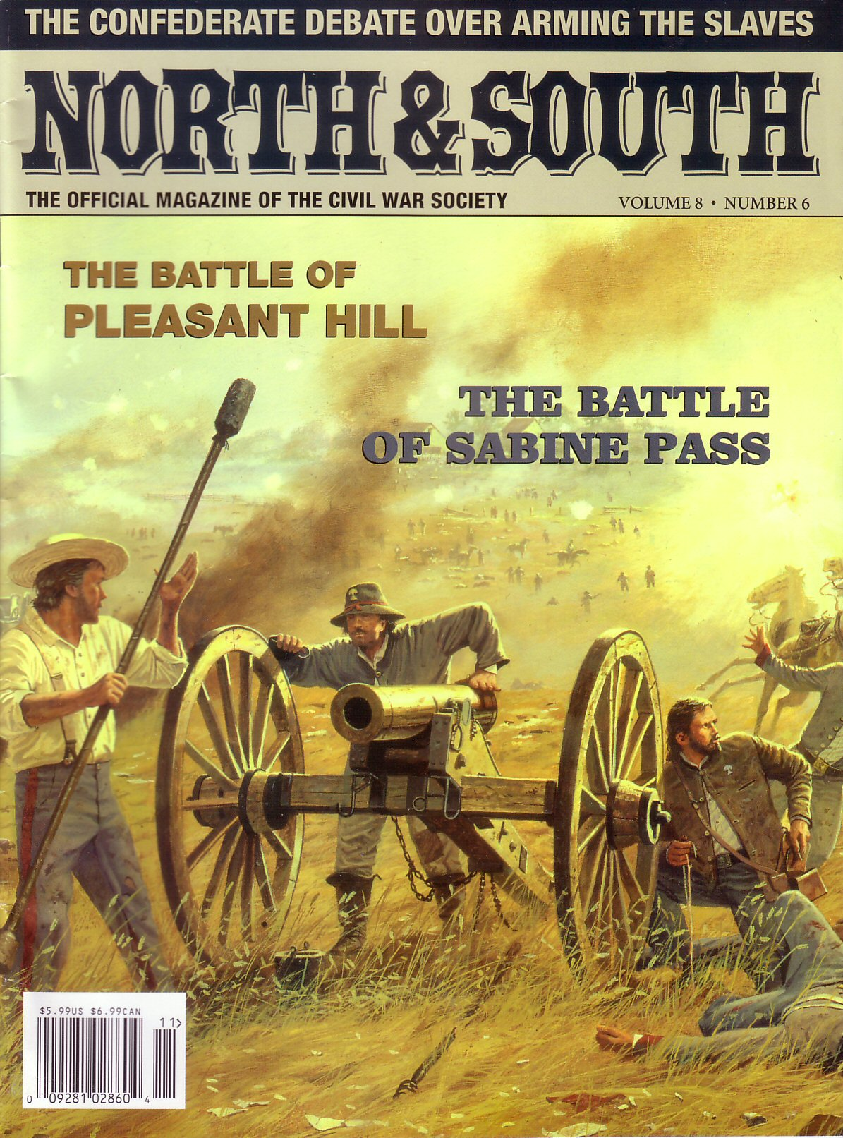 North & South, Volume 8, Number 6 (November 2005)