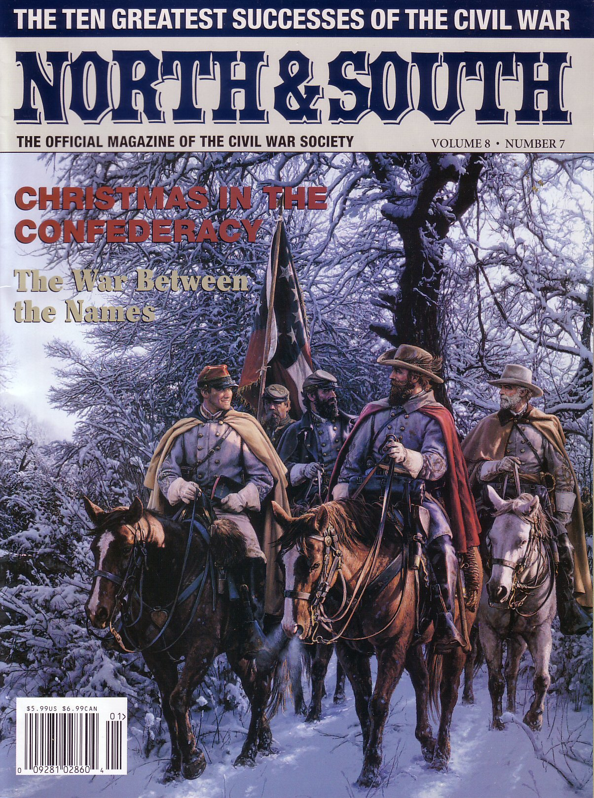 North & South Magazine, Volume 8, Number 7 (January 2006)
