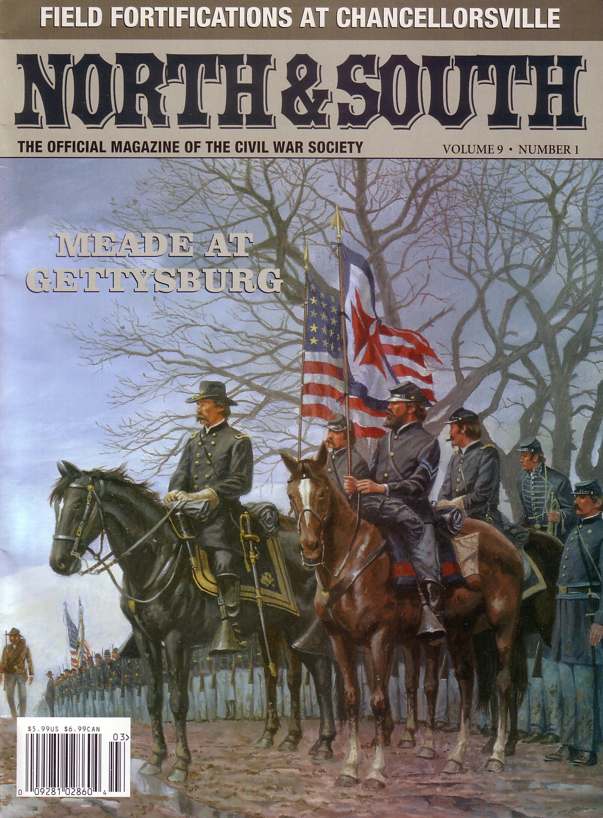 North & South Magazine, Volume 9, Number 1 (March 2006)