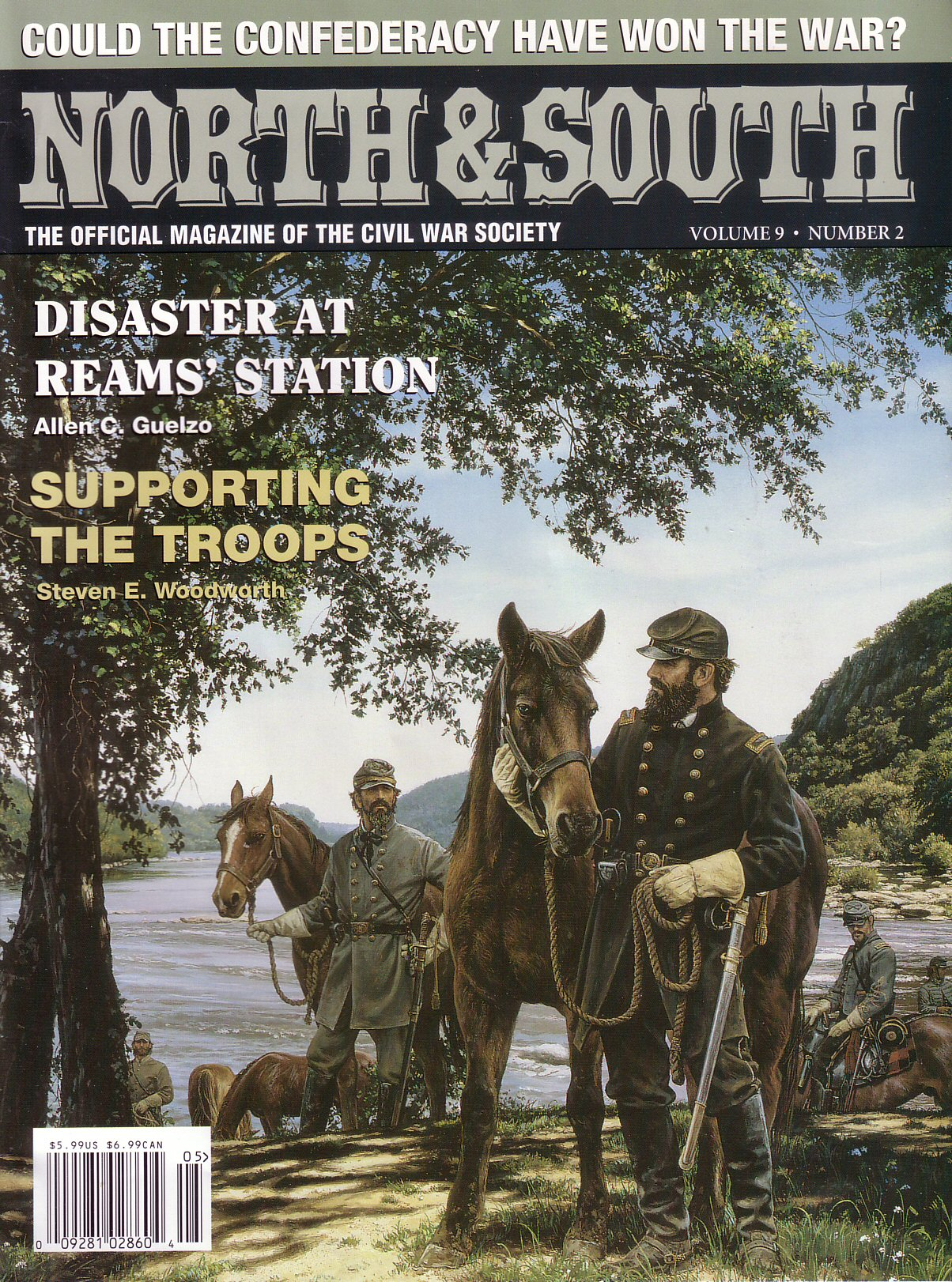 North & South Magazine, Volume 9, Number 2 (May 2006)